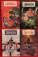 Samurai Jack - Volumes 1 to 4 - Set of 4 TPBs/Graphic Novels